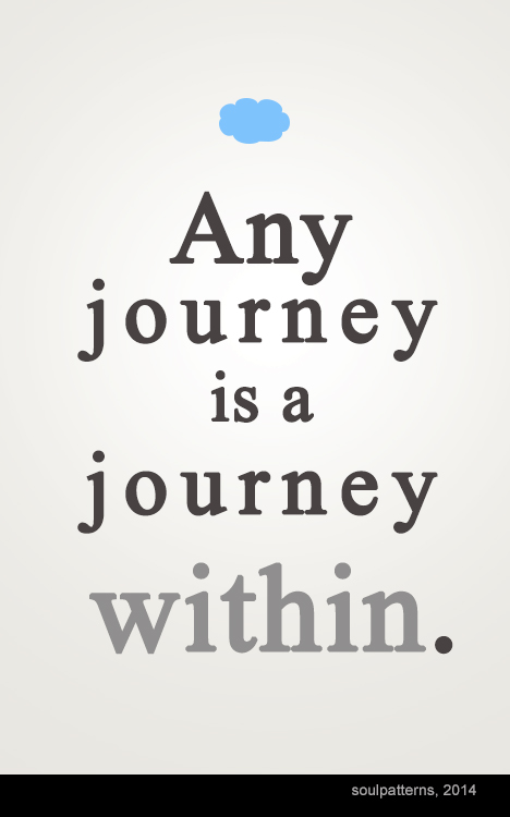 new blog quotes - journey