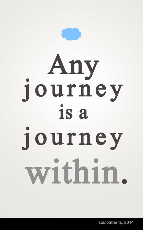 new blog quotes - journey