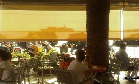 port of zakynthos cafe s