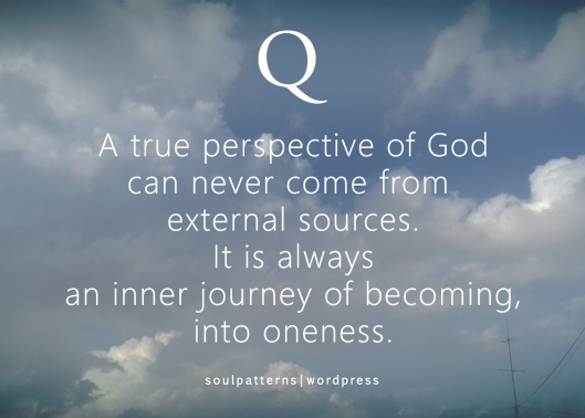 perspective god oneness
