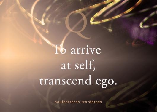 self ego